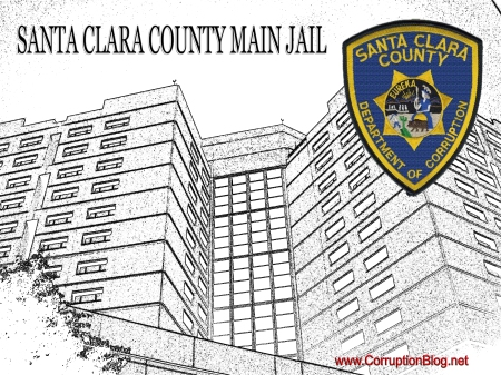 Santa Clara County Main Jail facility in San Jose, California.