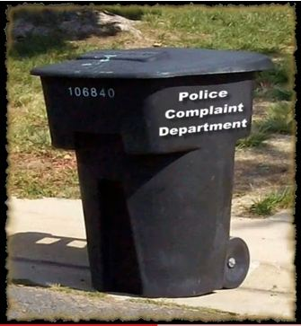 police complaint department